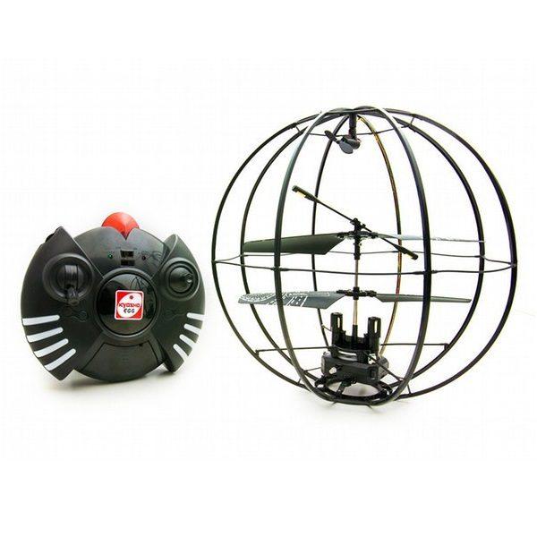Радиоуправляемый летающий шар HappyCow Robotic UFO
