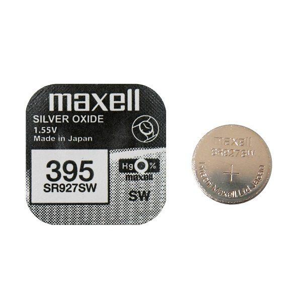 Элемент питания SR-927 (395,399,G7) MAXELL