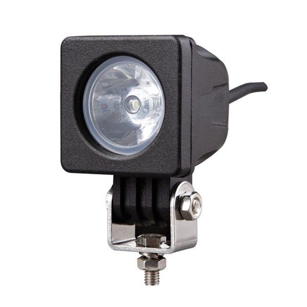 Авто прожектор 110 (10 Ватт, 10-30 Вольт,(Дальний) Cree Leds