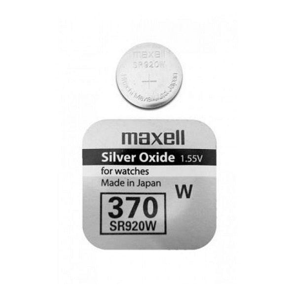 Элемент питания SR-920W (370,371) MAXELL