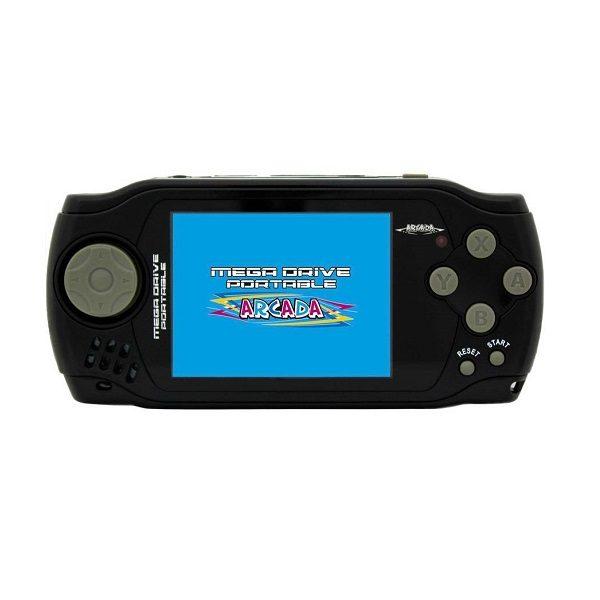 Игровая приставка ARCADA Portable 105-in-1 Black