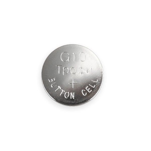 Элемент питания G10 (L1131,LR54) ТРОФИ
