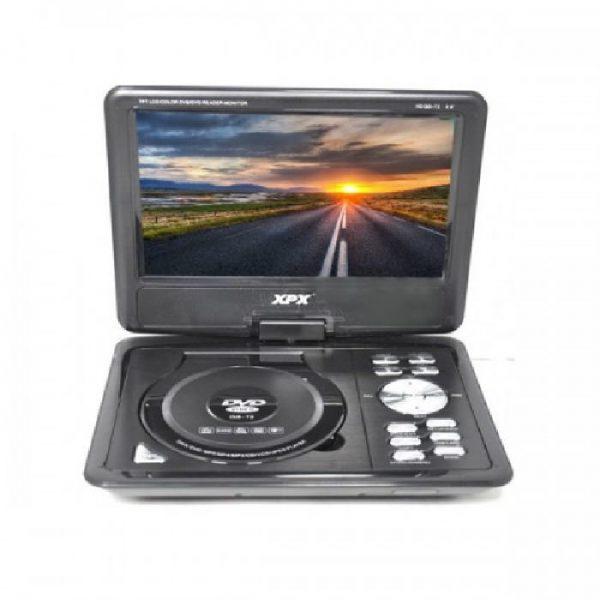 Портативный DVD плеер с TV и DVB-T2 тюнером XPX EA-9055D. Экран: 9'' цветной