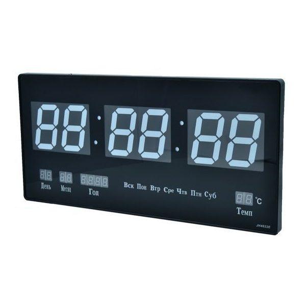 Часы JH-4622Y НАСТЕННЫЕ ЭЛЕКТРОННЫЕ