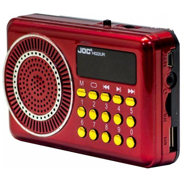 Радиоприемник JOC H022  (USB/TF/Micro/FM)