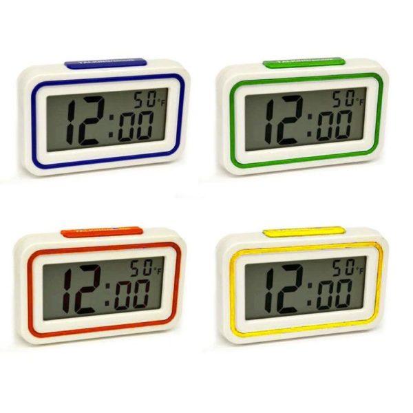 Часы KK-9905 (говорящие, будильник, температура)
