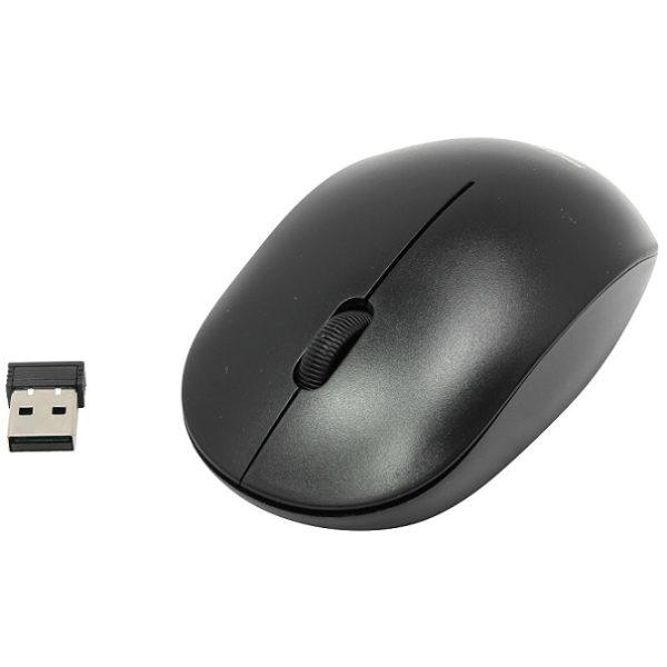 Мышь беспроводная  351AG-K ЧЕРНАЯ USB SMART BAY