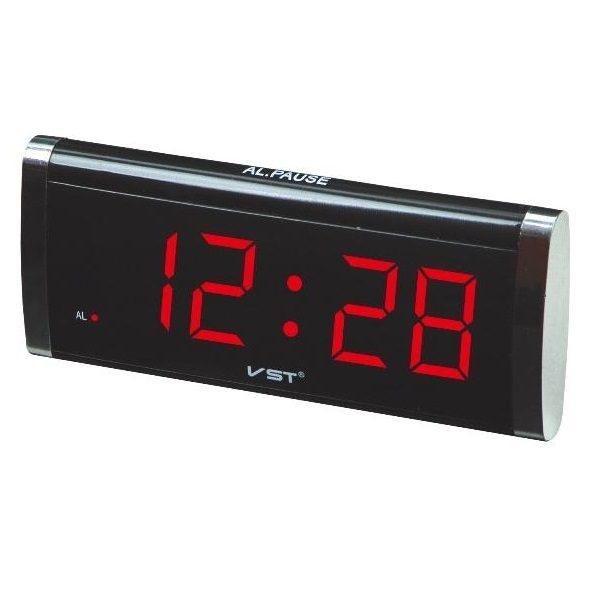 Часы VST730-1 НАСТОЛЬНЫЕ ЭЛЕКТРОННЫЕ КРАСНЫЕ