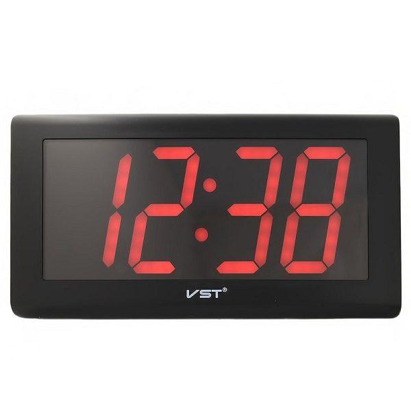 Часы VST795-1 НАСТОЛЬНЫЕ ЭЛЕКТРОННЫЕ КРАСНЫЕ