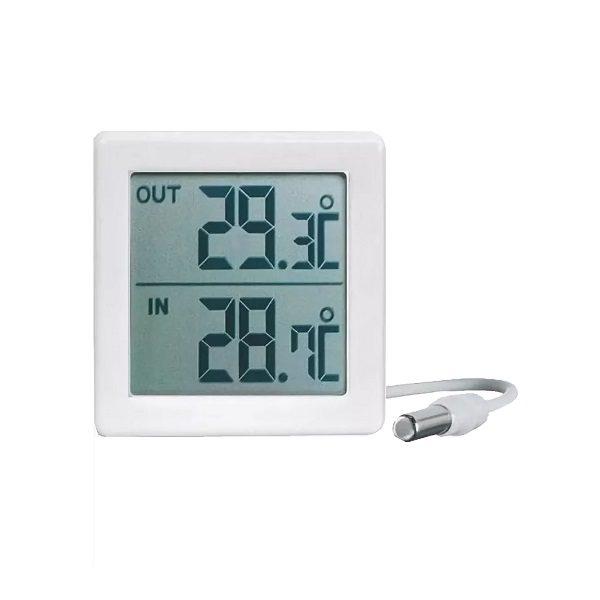 Термометр цифровой TM1053 комнатно-уличный