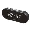 Часы VST-715-6 НАСТОЛЬНЫЕ ЭЛЕКТРОННЫЕ БЕЛЫЕ