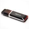 ФЛЭШ-КАРТА APACER  32GB AH321 DARK RED