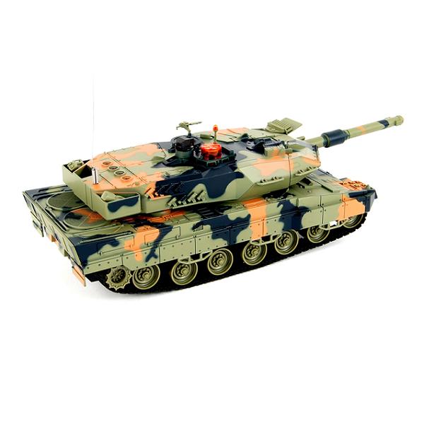 Радиоуправляемый танк HQ516C