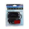 Разветвитель прикуривателя 3гн.WT-D23CH  2-USB 2.1A ЧЕРН