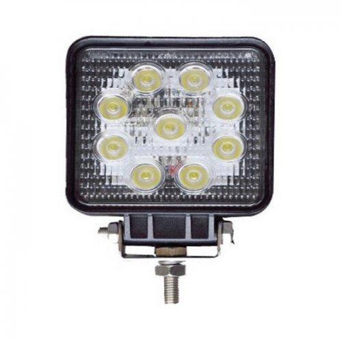 Авто прожектор 0027(27 Ватт, 10-30 Вольт,(Ближний) Epistar