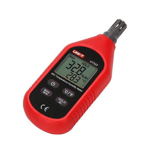 Прибор UT333 измеритель влажности и температуры