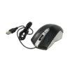 Мышь игровая CM-345 BLACK/SILVER ОПТИЧЕСКАЯ USB 6кн. CBR