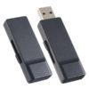 ФЛЭШ-КАРТА PERFEO 4GB R01 ЧЕРНАЯ ВЫДВИЖНОЙ ПОРТ USB