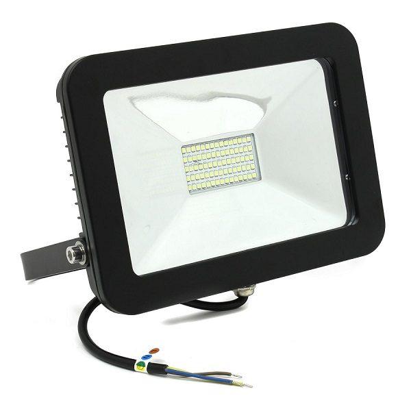 Прожектор  FL SMD 50W/4100K/IP65  SMART BUY