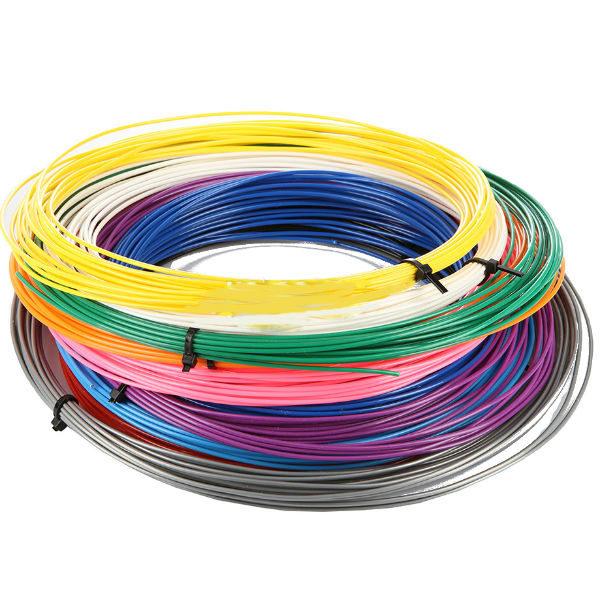 Пластик ABS для 3D ручек (10 цветов) Орбита D-10
