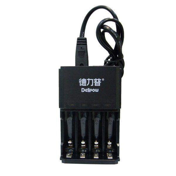 Зарядное устройство DLP-406 (AA/AAA) DELIPOW