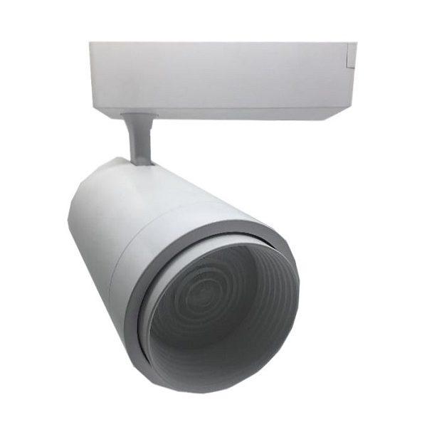 Светильник на трек светодиодный.(IL.0010.0071) LED 220V 30W 4200K Белый