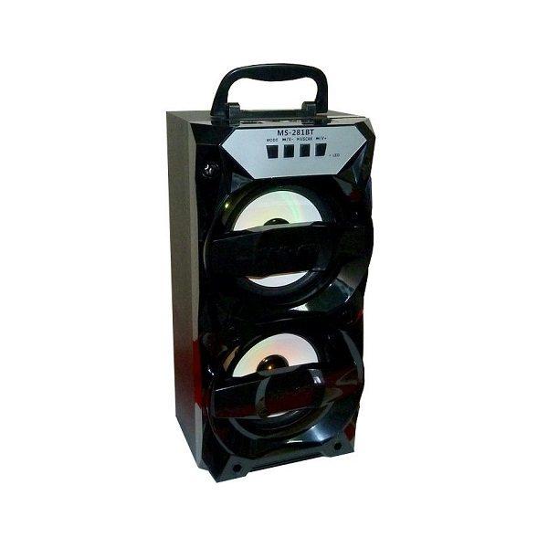 Аудио-система MS-281BT BLUETOOTH/USB/mSD/FM/
