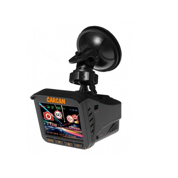 Видеорегистратор+Радар-детектор  COMBO 5 CARCAM