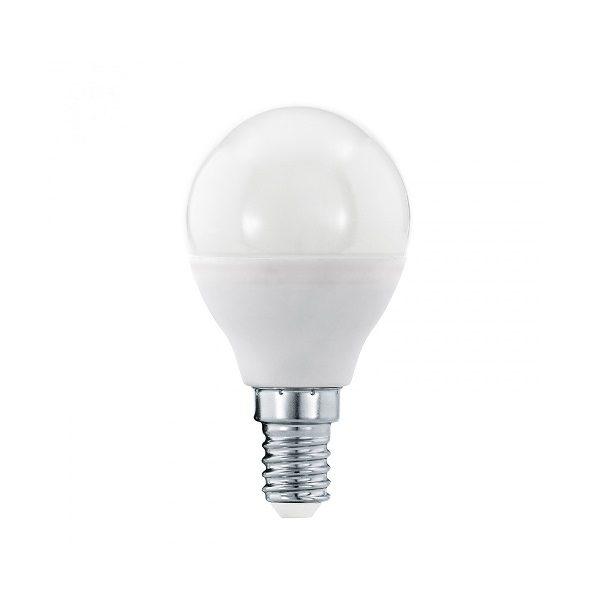 Светодиодная лампа (L110) P45 9.5W 4000K/E14 ( Шарик / Холодный свет ) SMART BAY