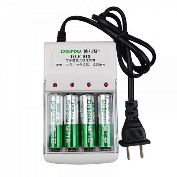 Зарядное устройство DLP-018 (AA/AAA) DELIPOW