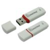 ФЛЭШ-КАРТА SMART BUY  32GB CROWN WHITE С КОЛПАЧКОМ USB 2.0