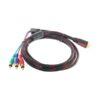 Шнур HDMI шт/3RCA шт 1.5м  Горизонт