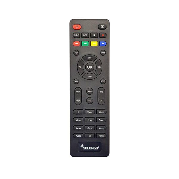 ПДУ Selenga T20, T42D, T81D, HD950D DVB-T2