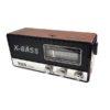 Радиоприемник RRS RS-650U (USB/SD/micro SD/FM/фонарь) black