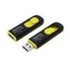 ФЛЭШ-КАРТА A-DATA  32GB UV128 USB 3.0 ЧЕРНО-ЖЕЛТАЯ ВЫДВИЖНОЙ