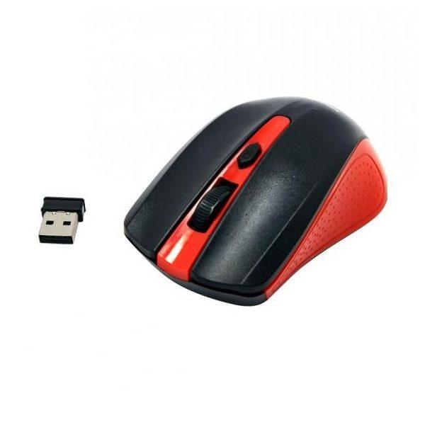 Мышь беспроводная 352AG-RK КРАСНАЯ/ЧЕРНАЯ USB SMART BAY