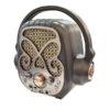 Радиоприемник MEIER M-179BT ЧЕРНЫЙ BLUETOOTH/USB/SD/mSD