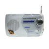 Радиоприемник MEIER M-U72 ЧЕРНЫЙ USB/SD/microSD