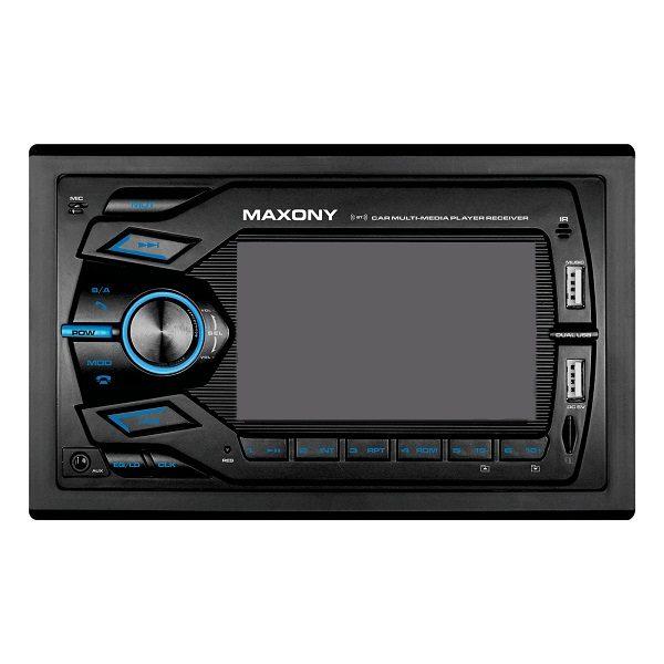 Автомагнитола МAXONY  MX-8588BT  2-DIN Bluetooth .Дисплей 4 дюйма.2 4х50Вт