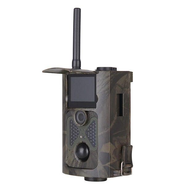 Фотоловушка GSM/MMS  Suntek HC-550M (Camo)