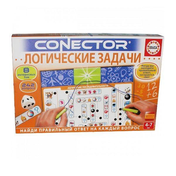 Электровикторина Conector - Логические задачи