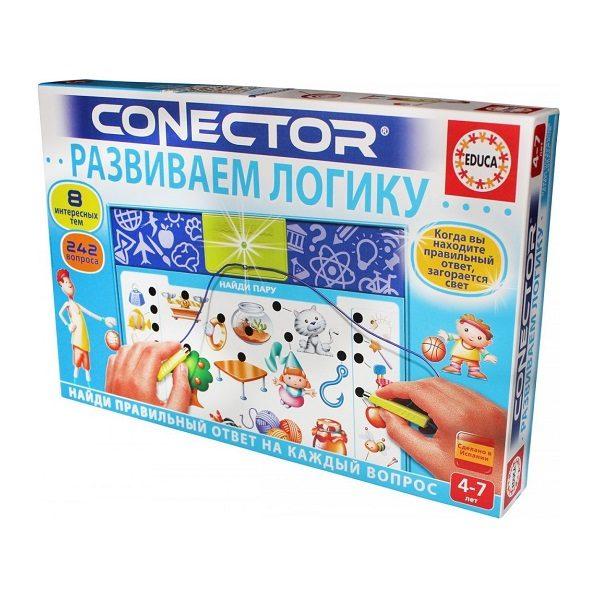 Электровикторина Conector - Развиваем логику