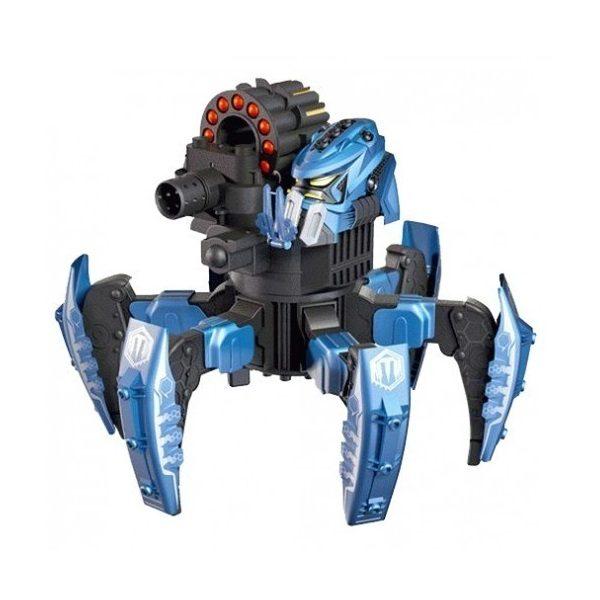 Боевой робот-паук Keye Toys Space Warrior (лазер, ракеты) 2.4GHz