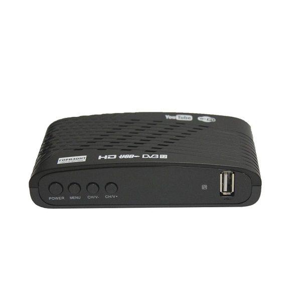 TV ресивер DVB SC115x T2 Горизонт
