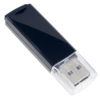 ФЛЭШ-КАРТА PERFEO 4GB C06 ЧЕРНАЯ С КОЛПАЧКОМ USB 2.0