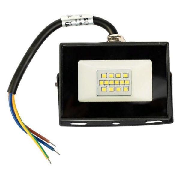 Прожектор  FL SMD 10W/6500K/IP65  SMART BUY
