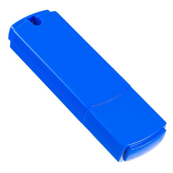 ФЛЭШ-КАРТА PERFEO  64GB C05 СИНЯЯ USB 2.0 С КОЛПАЧКОМ