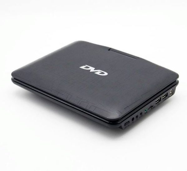 Портативный DVD плеер с TV и DVB-T2 тюнером LS-780T. Экран: 7'' цветной Eplutus