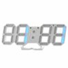 Часы VST883-5 (дата, температура) НАСТОЛЬНЫЕ ЭЛЕКТРОННЫЕ СИНИЕ