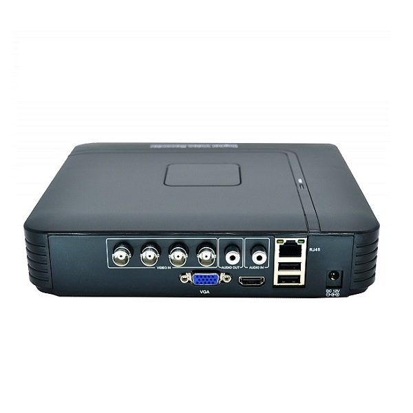 Видеорегистратор Орбита AHD-405 (4 камеры, 720Р)